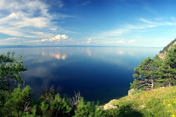 фотография Байкала