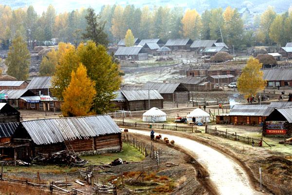 деревня Хэму
