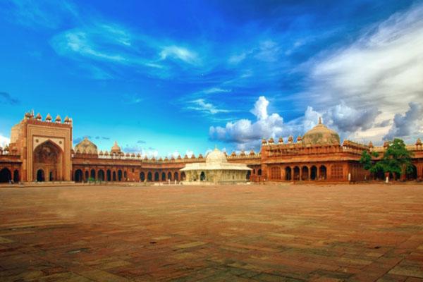 Фатехпур-Сикри – обезлюдевшая столица империи Великих Моголов