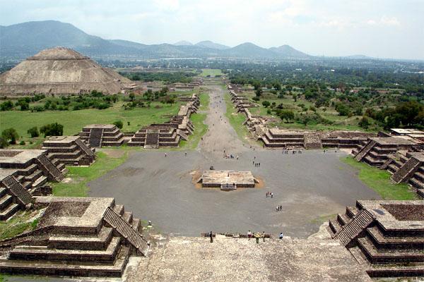 Теотиуакан – самый древний город западного полушария