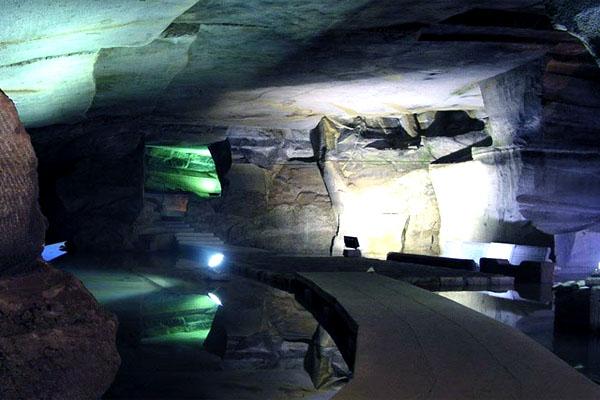 пещеры горы Хуашань