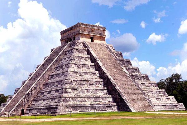 Чичен-Ица - город майя
