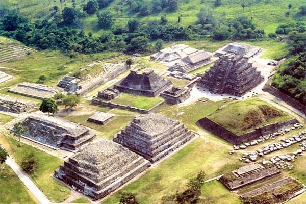 Эль-Тахин – затерянный «Город грома» в мексиканском Веракрусе