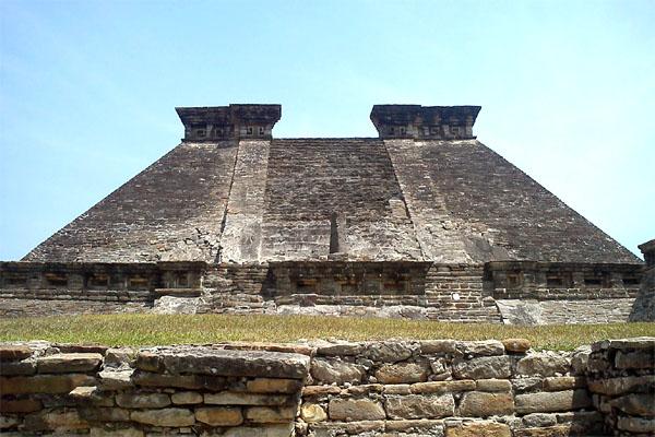 мексиканские пирамиды Города грома