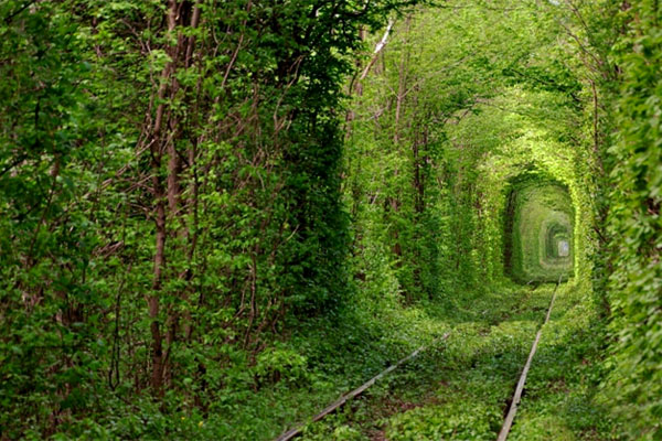 Тоннель любви и почти мистическая загадка