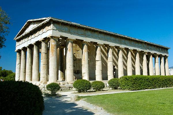 Гефестейон – храм Гефеста в Афинах