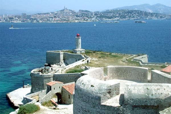 маяк замка Иф