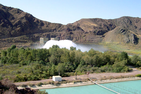 Бартогайское водохранилище