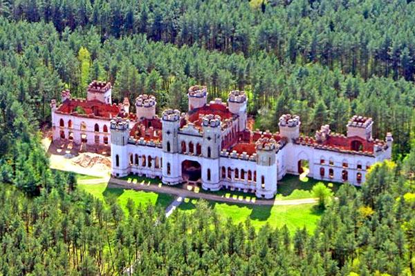 Коссовский замок Пусловских