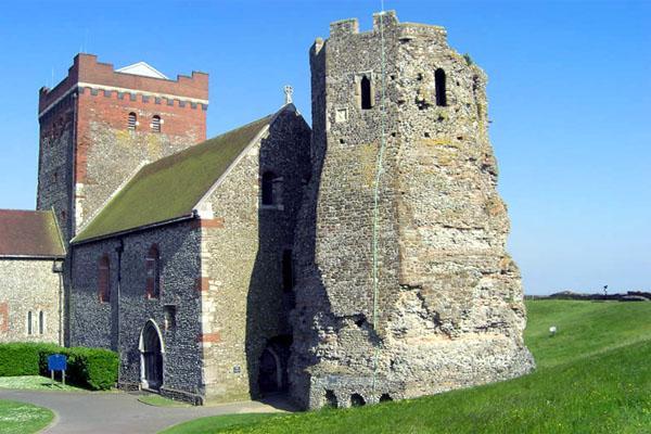 маяк Дуврского замка